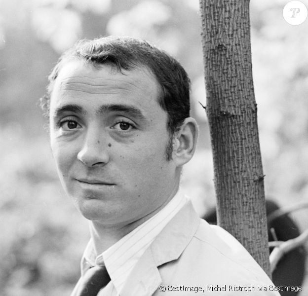 En France, à Paris, rendez-vous avec Claude Brasseur dans les années 1960 © Michel Ristroph via Bestimage