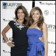 Lisa et Christina Vidal : un duo noir et bleu et des sourires blanc éclatants !