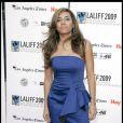 Christina Vidal assiste à l'ouverture du 13e Festival du Film Latino, à Los Angeles.