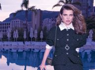 Charlotte Casiraghi : Divine mannequin pour Chanel, les photos dévoilées