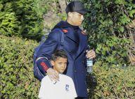 Cristiano Ronaldo : Pas de soda, bains d'eau froide... papa exigeant avec son fils de 10 ans