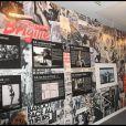 """L'exposition sur Brigitte Bardot, les années """"insouciance"""" à l'espace Landowski à Boulogne-Billancourt le 11 octobre 2009"""