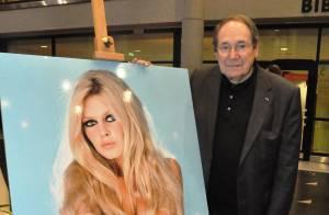 Géraldine Danon : La filleule d'Alain Delon rend hommage... à Brigitte Bardot !