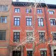 Une des résidences de Sarah Jessica Parker et Matthew Broderick à Greenwich Village, New York.