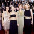 """Les actrices de """"Sex and the city"""" aux Screen actors Guild Awards de Los Angeles."""