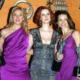 """L'équipe de """"Sex and the city"""" aux Screen Actors Guild Awards de Los Angeles."""