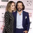 Olivia Wilde et son compagnon Jason Sudeikis à la soirée caritative Sexy Beast Gala: A Benefit For Planned Parenthood à Los Angeles, 20th october 2018