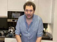 """Eric Antoine """"blessé"""" dans """"Tous en cuisine"""" : """"Y a un morceau de doigt qui est parti !"""""""