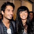 Emilie et Léo, à l'occasion des 32 ans de la marque de haute-fourrure Sam-Rone, au Sam-Rone's Space, à Paris, le 14 octobre 2009 !