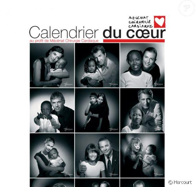 Calendrier du Coeur 2010