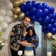 Laura Lempika et son amoureux Nikola Lozina ont accueilli leur premier enfant Zlatan.