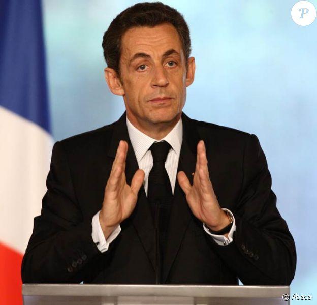 Nicolas Sarkozy prend la défense de Frédéric Mitterrand...