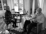 """Alain Delon """"très triste"""" suite à la mort de Nathalie, """"la seule Mme Delon"""""""
