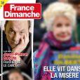 Retrouvez l'interview de Grace de Capitani dans le magazine France Dimanche  n°3882.