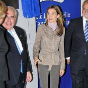 Letizia d'Espagne toujours aussi craquante... en visite officielle !