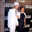 Lisa Marie Presley et son mari Michael Lockwood