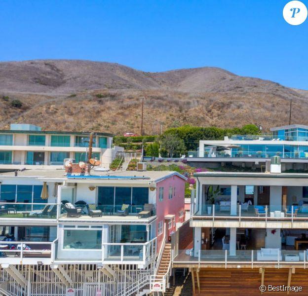 Matthew Perry a vendu sa maison de Malibu pour 13,1 millions de dollars.