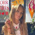Rosalie Reichmman, l'une des filles de Jean-Luc Reichmann, s'affiche sublime et stylée sur Instagram.