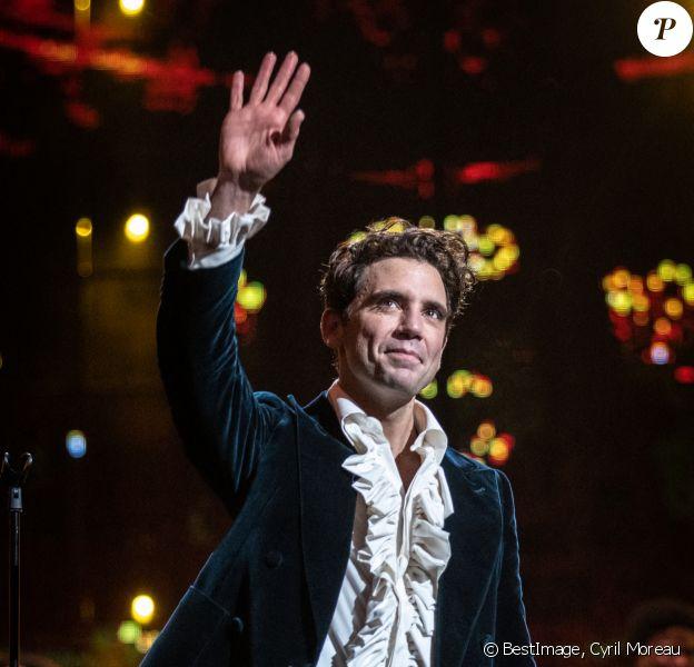 Exclusif - Mika en concert à l'Opéra Royal de Versailles, pour France 5. © Cyril Moreau / Bestimage