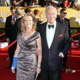 Christopher Plummer et sa femme en 2012