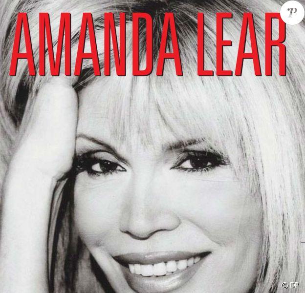 Le livre d'Amanda Lear sortira le 5 novembre 2009