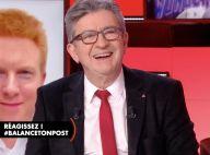 """Jean-Luc Mélenchon en couple ? Il évoque en direct sa """"compagne""""... puis se rétracte !"""