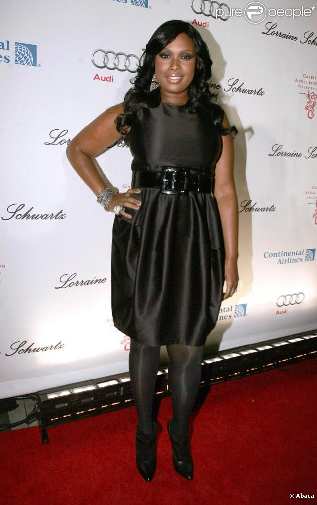 Jennifer Hudson à l'Angel Ball, à New York. 20/10/09