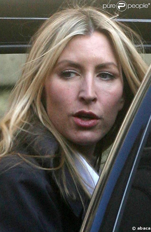 Heather Mills, dernier jour du divorce