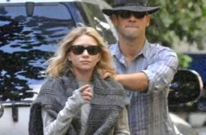 Ashley Olsen : Toujours aussi amoureuse... mais un style au point mort !