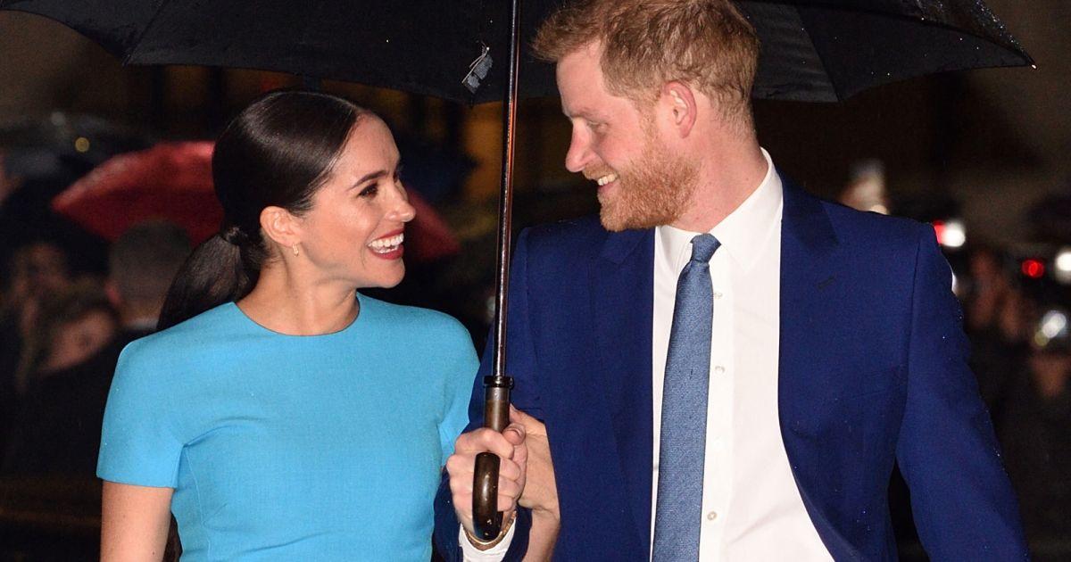 Harry et Meghan à nouveau parents : un détail sur la photo d'annonce interpelle - Pure People