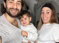 """Jesta Hillmann dévoile enfin le visage de son fils Adriann, """"notre blond aux yeux bleus"""""""