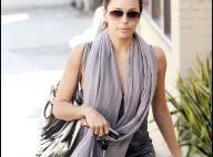 La ravissante Eva Longoria, en look casual, a un gros coup de fatigue...