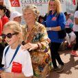 """Exclusif - Marthe Villalonga - Dernier tour de parcours pour la 2ème édition de la """"No Finish Line"""" à Nice le 28 avril 2019. © Bruno Bebert / Bestimage"""