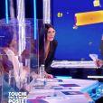 """Sylvie Ortega et Eryl Prayer ont failli en venir aux mains sur le plateau de """"Touche pas à mon poste""""."""