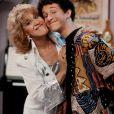 """Dustin Diamond et Ruth Buzzi dans """"Sauvés par le gong""""."""