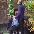 Léa Salamé partage une photo de Raphaël Glucksmann avec leur fils Gabriel et son aîné - Instagram