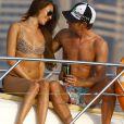 Jenson Button et Jessica Michibata, en vacances farniente à Dubai, le 29 octobre 2009 !