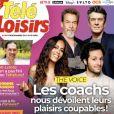 Nouvelle couverture du magazine Télé-Loisirs