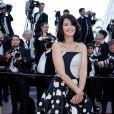 """Zabou Breitman - Montée des marches du film """" Les Eternels """" lors du 71ème Festival International du Film de Cannes. Le 11 mai 2018 © Borde-Jacovides-Moreau/Bestimage"""