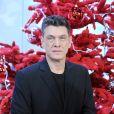 """Marc Lavoine - Enregistrement de l'émission """"Vivement Dimanche"""" présentée par M.Drucker et diffusée le 24 novembre 2019 sur France 2. Le 9 novembre 2019 © Guillaume Gaffiot / Bestimage"""