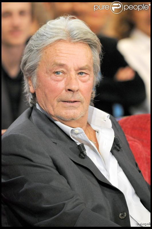 Alain Delon - Wallpaper