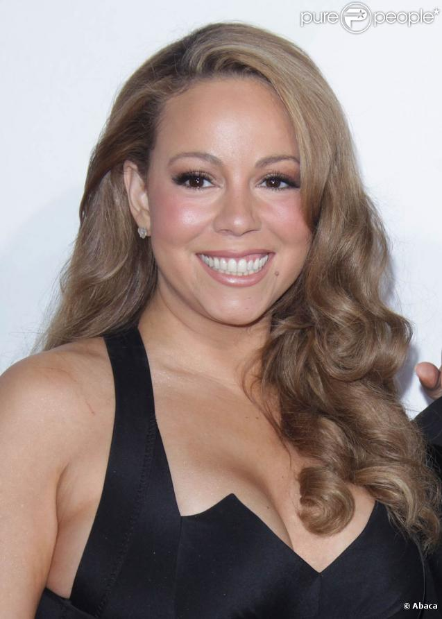Mariah Carey, à l'occasion de l'avant-première de  Precious , dans le cadre de l'AFI FEST 2009, au Graumann's Chinese Theatre de Los Angeles, le 1er novembre 2009.