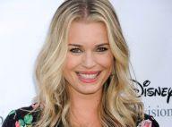 Rebecca Romijn : Elle remet au travail son papa poule de chéri... Jerry O'Connell !