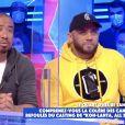 """Mohamed réagit au casting de """"Koh-Lanta All Stars 2021"""" - """"Touche pas à mon poste"""", C8"""