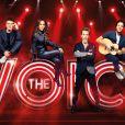 Visuel officiel de la nouvelle saison de The Voice - TF1