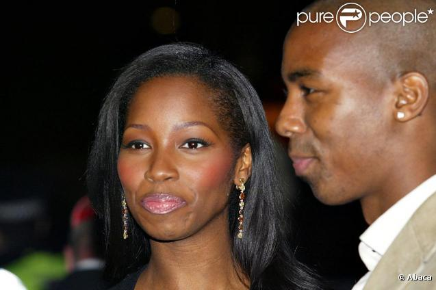 Jamelia couple