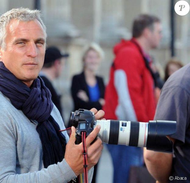 David Ginola su rle tournage des Feux de l'amour. Octobre 2008