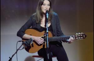 Carla Bruni : Son duo avec Harry Connick Jr. interprété en direct sur Canal+ ?