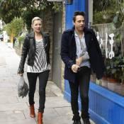 Kate Moss : Son amoureux Jamie Hince a le bras dans une attelle... C'est elle qui l'a frappé ?!