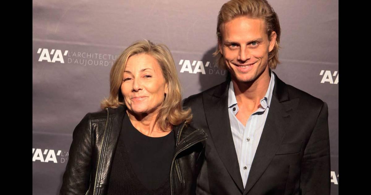 Claire chazal et son compagnon arnaud lemaire ont c l br la r dition de la revue l - Damien thevenot et son compagnon ...